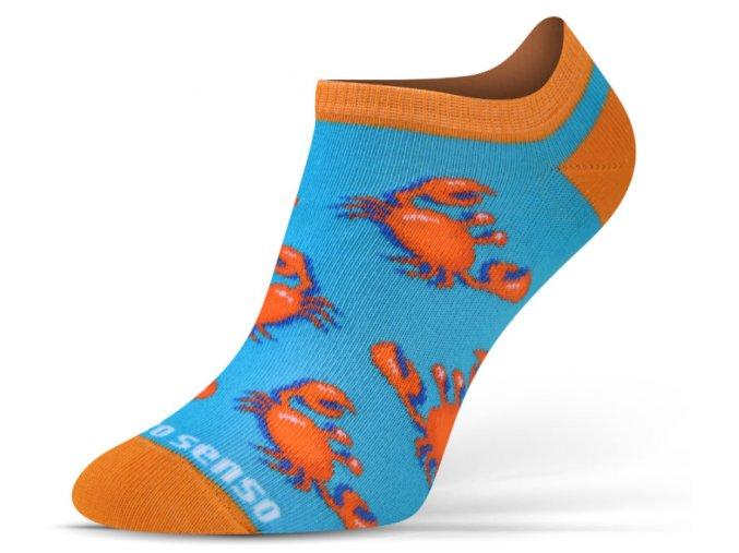 ponozky kotnik krab 1