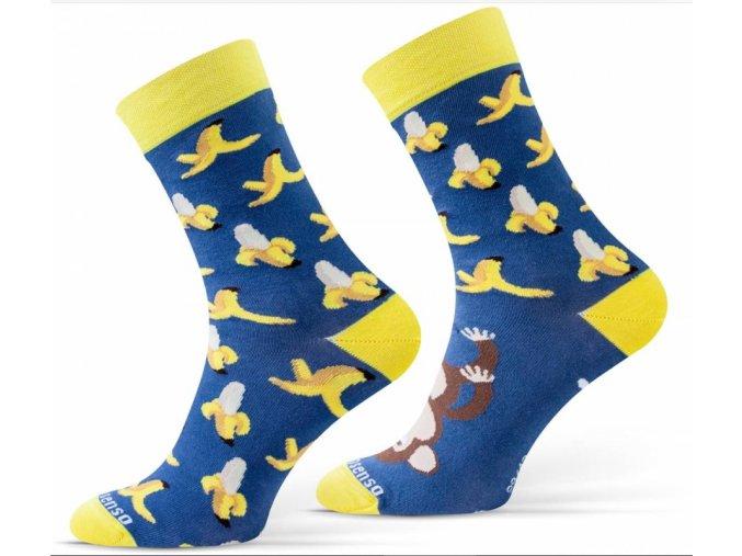 ponozky banany 3