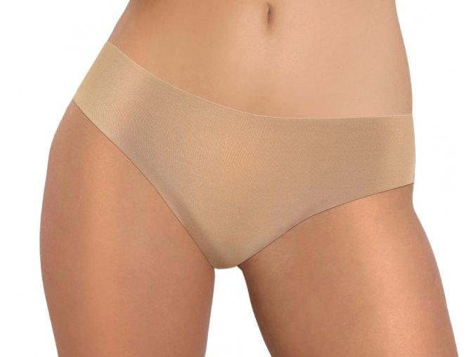 kalhotky laser pants beige 1