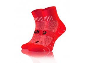 ponozky amz red 2
