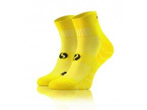 ponozky amz yellow 2