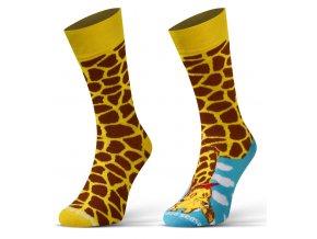 ponozky finest zirafa 1a