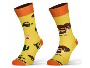 Ponožky FINEST Mexico