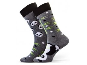 ponozky panda 1