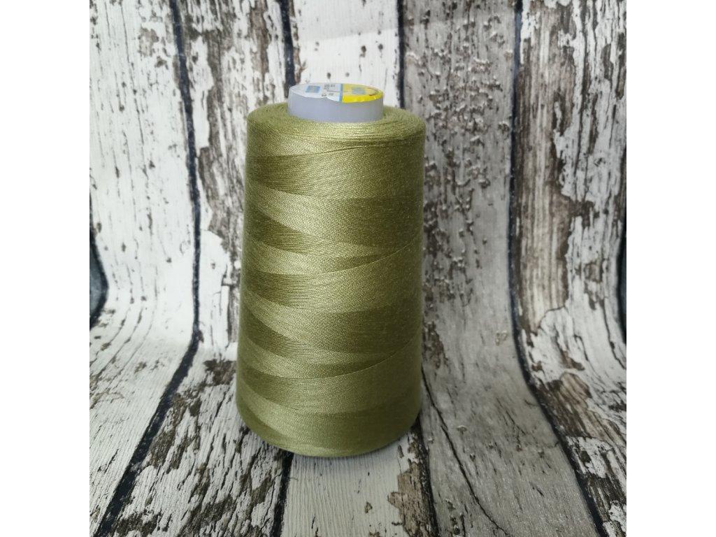 Nitě Hard, 5000 Y, olivová 160526