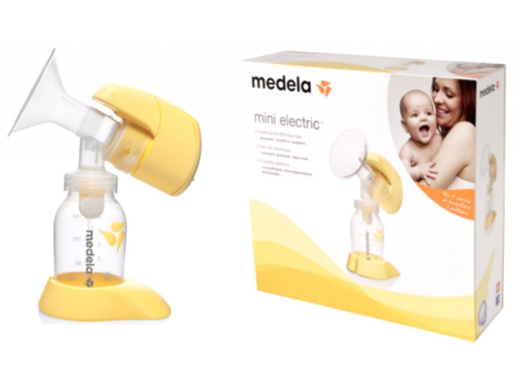 Odsávačka Medela mini electric - zapůjčení