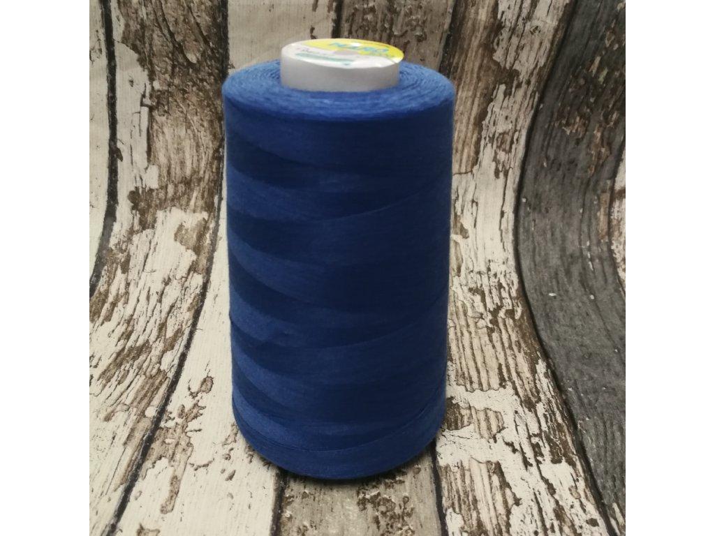 Nitě Hard, 5000 Y, tmavě modrá 194057