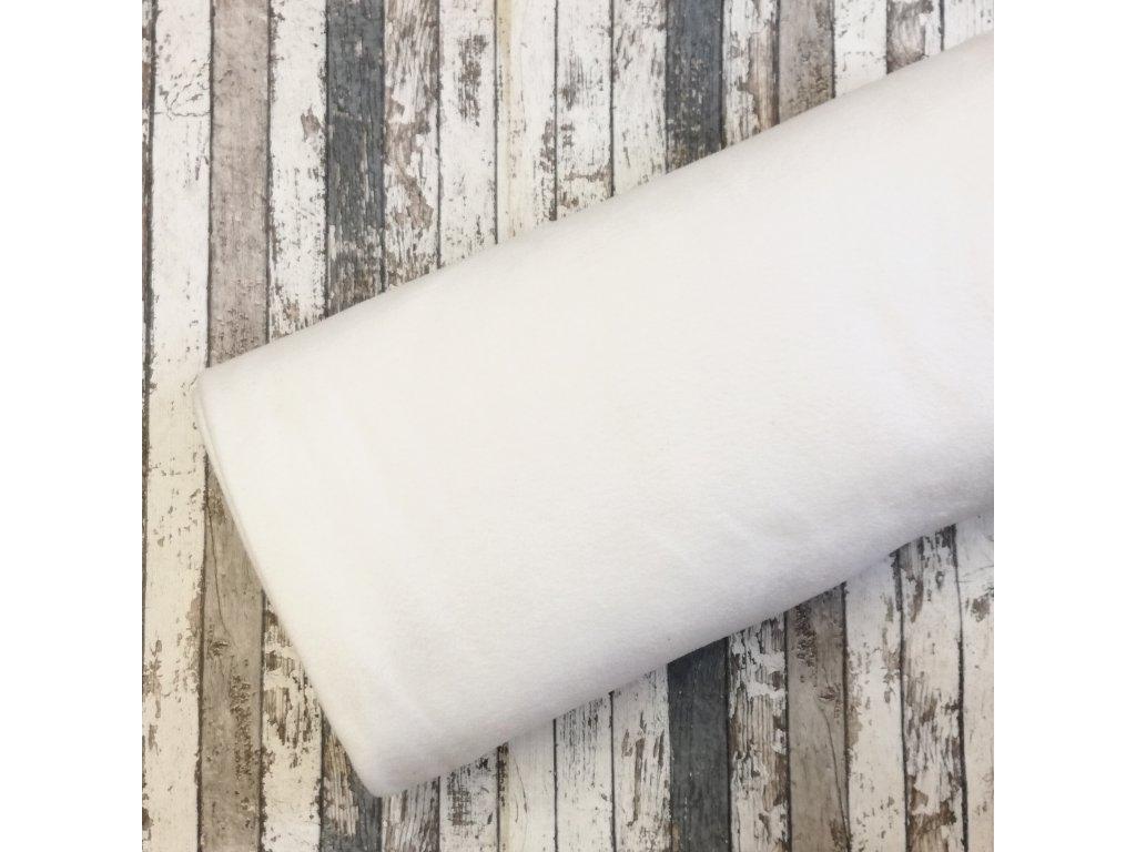 18279 fleece antipilling ecru 051
