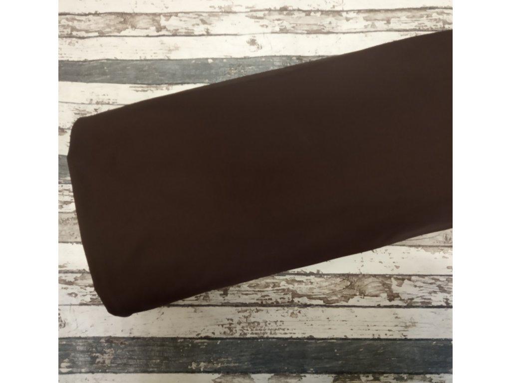 Fleece antipiling, 300 g, černý, 1