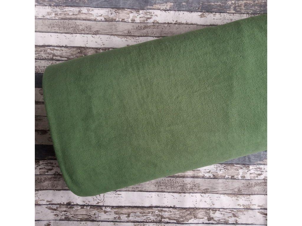 Fleece antipiling, 300 g, khaki, 674