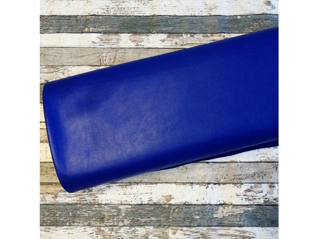 Koženka, královsky modrá, 005