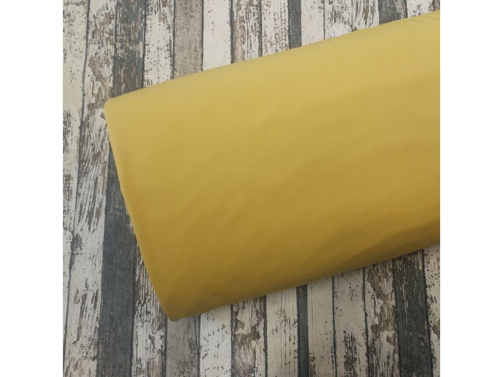 Softshell zimní, hořčicový, 609