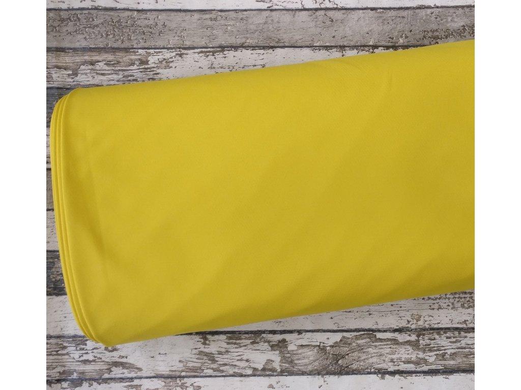 Softshell letní, žlutý, 609