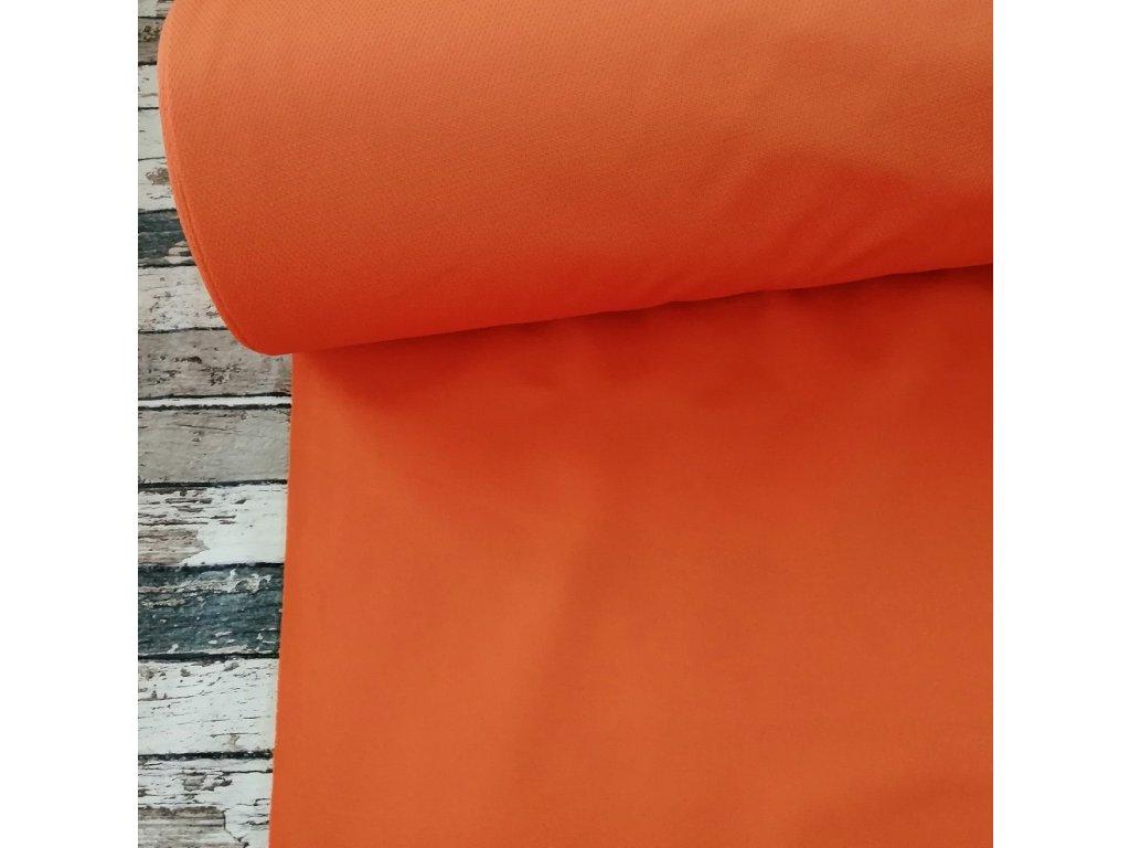 Softshell letní, oranžový
