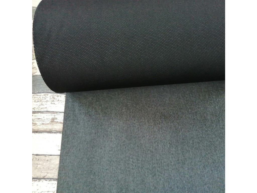 Softshell letní, šedý žíhaný