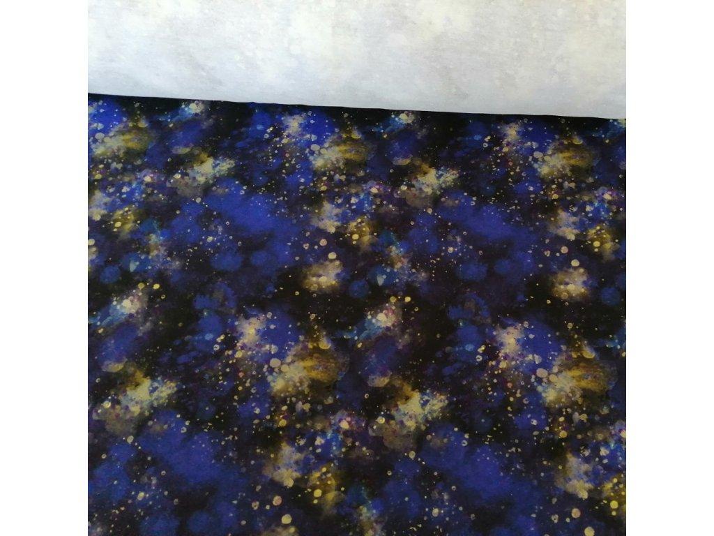 Teplákovina galaktické cákance