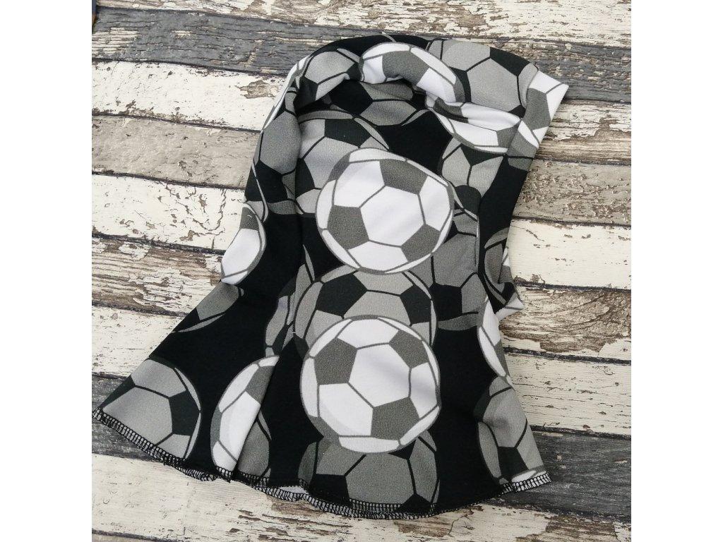 Kukla jednovrstvá Yháček, fotbalové míče