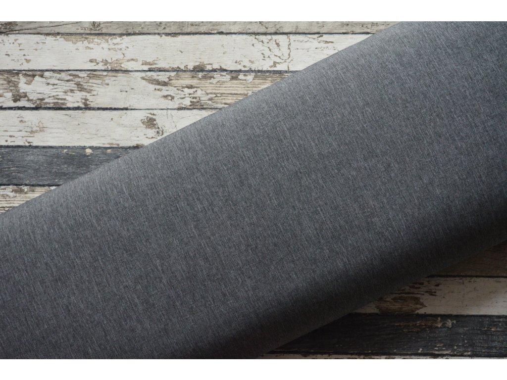 Softshell zimní žíhaný, tmavě šedý