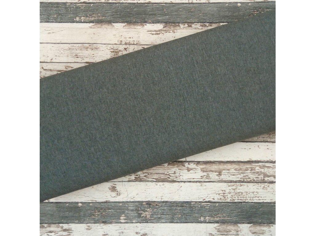 Softshell zimní žíhaný, světlejší šedý