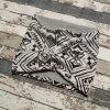 Nákrčník Yháček, aztécký vzor, flís