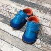 Boty Little blue lamb, Baby blue shoe