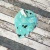Slintáček s nákrčníkem Yháček, Lesní zvěř na zelené
