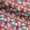Softshell zimní, trojúhelníky digi