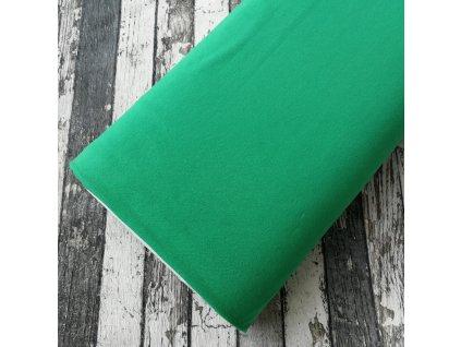 Úplet vyšší gramáž, zelený 025