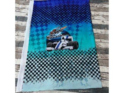 Panel panoramatický - formule racing power