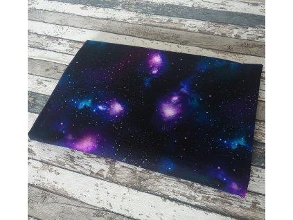 Teplákovina LUX, galaxie