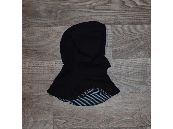 Kukla Yháček, funkční, černá