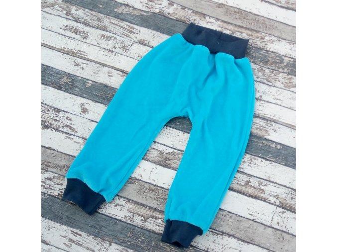 Tepláčky Unuo, modré