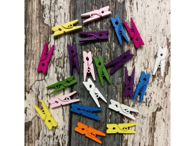 Kolíček , dřevěný