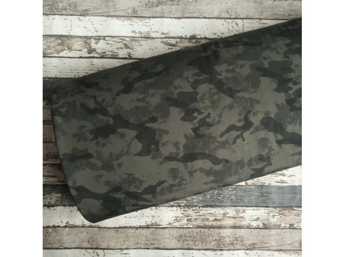 Softshell zimní, maskáč 880