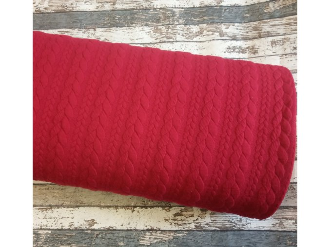Copánky, červená