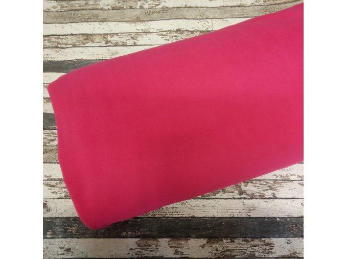 Fleece antipiling, 240 g, růžový, 567