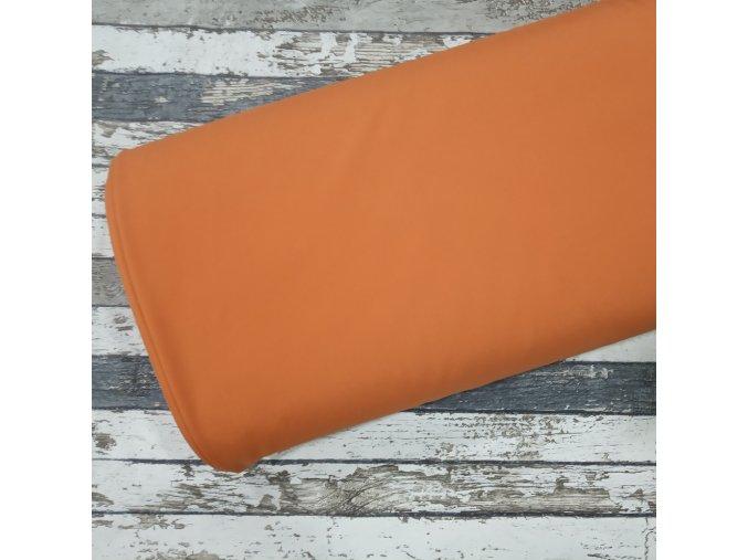 Softshell zimní, oranžový, 840