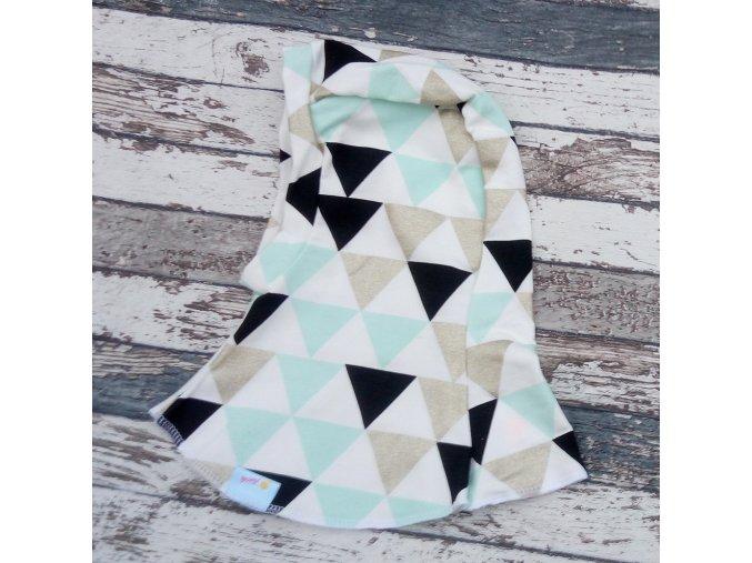 Kukla Yháček, Trojúhelníky