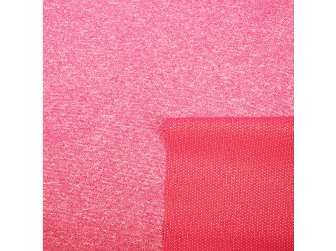 melír růžový