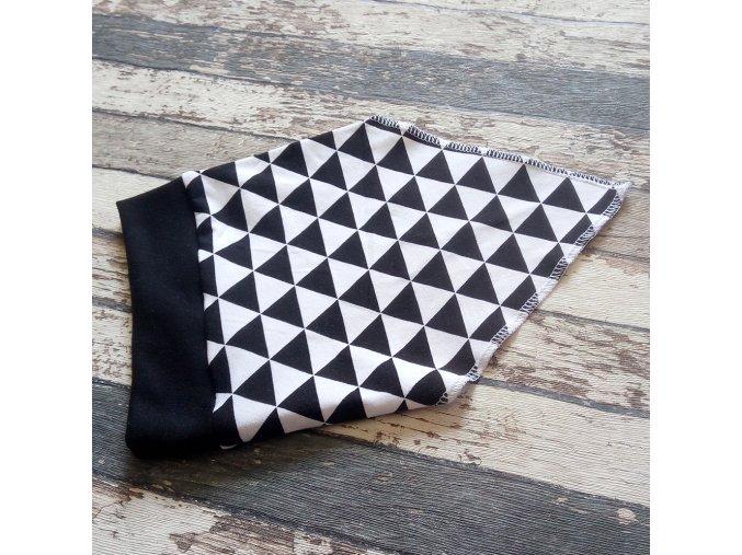 šátek pyramidky