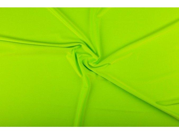 Plavkovina, zelený neon 122