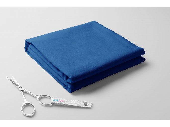 Teplákovina, královsky modrá 005