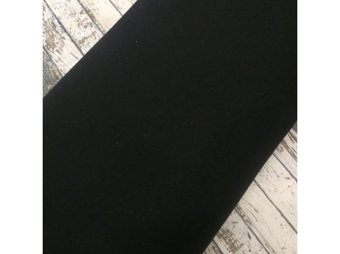 Úplet černý 069, vyšší gramáž