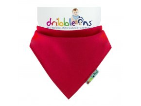dribble ons brights red a31