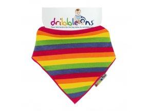 dribble ons designer rainbow e5d