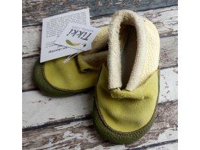 Capáčky Tikki shoes, zelené