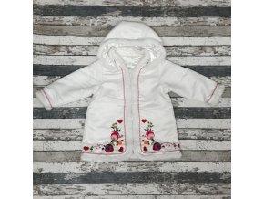 Zimní dívčí kabátek H&M