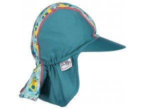 Pop in Peaked Sun Hat Rocket Side