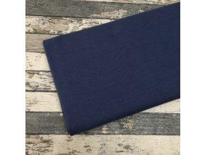 Teplákovina, modrý jeans