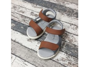 Boty Little blue lamb, Slipper sandals